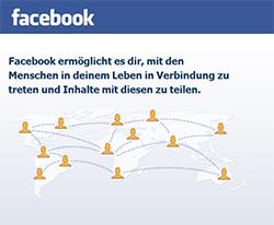 Facebook-Sperre umgehen